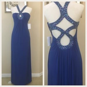 Formal Long Dress Size Small NWT